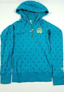 Womens Nike quarter zip hoody XS A6